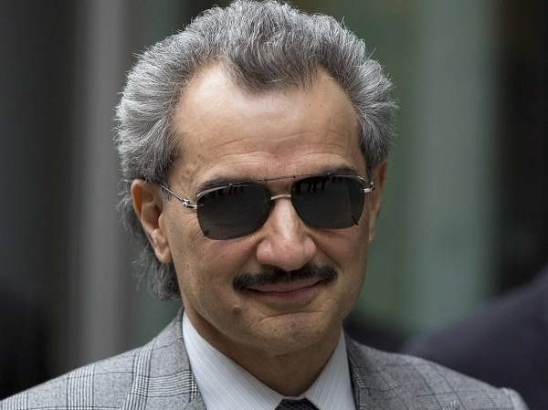 Saudi Prince Acquires 2.3% of Snapchat