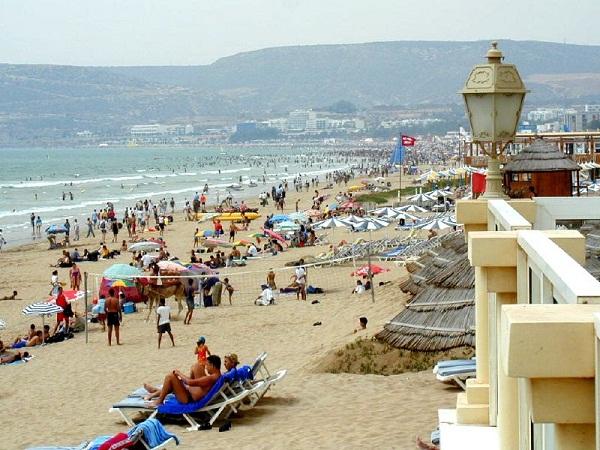 Agadir: the Return of European Tourists