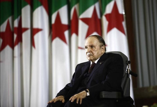 Algerian Public Figures Call to Block 'Impotent' President Aziz Bouteflika from Seeking Fifth Term