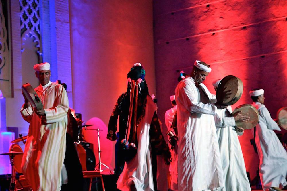 Amazigh Music and culture in Fez