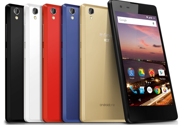 Android One smartphone program