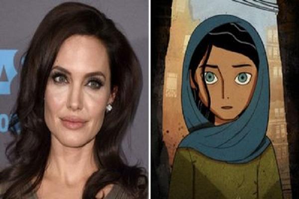 Angelina Jolie Pitt The Breadwinner