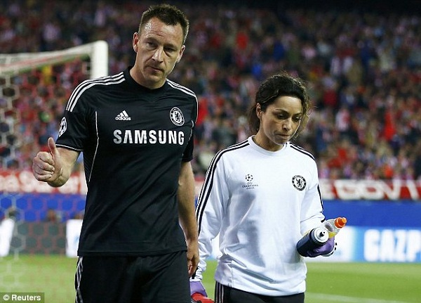 Chelsea's Doctor Slept With One of the Club's Stars: Former Lover