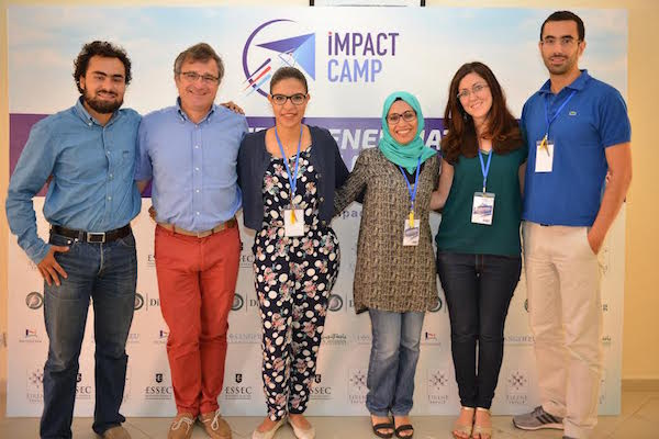 Impact Camp offers real-world experience for future entrepreneurs