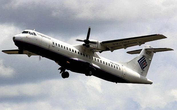 Indonesian plane