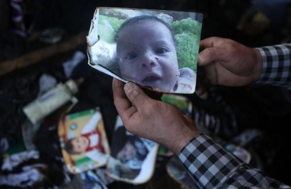 Israel's Terrorist Arson Attack