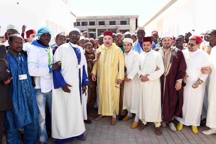 King and imams