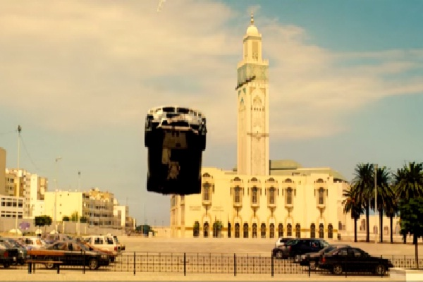 Mission Impossible 5 in Casablanca