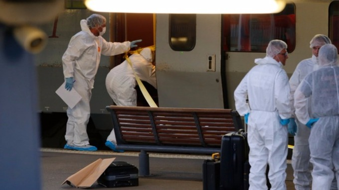 Moroccan Man Opens Fire Aboard French High Speed Train, Two Injured