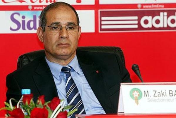 Moroccan National Coach Badou Zaki Reveals the Initial List to Face Sao Tome