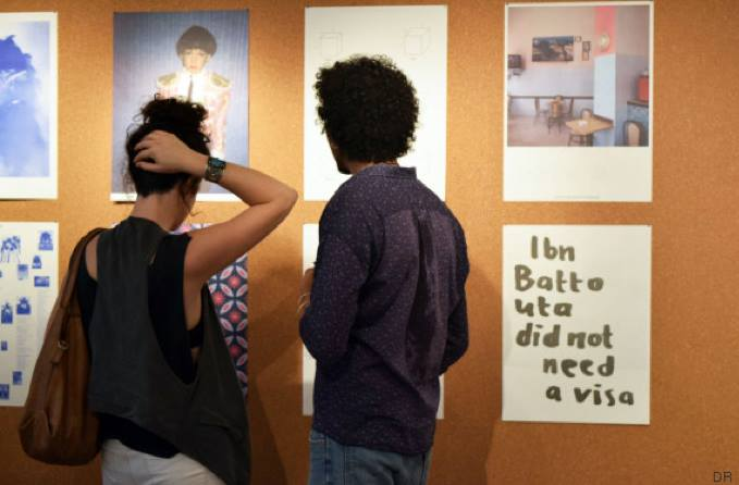 Moroccan Photographer Yto Barrada Introduces New Art Exhibition in Rabat