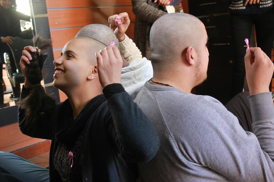 Moroccan Social Activist Kenza Mandour Supports Young Cancer Patients