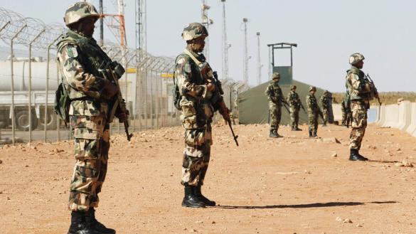 Algerian Soldiers