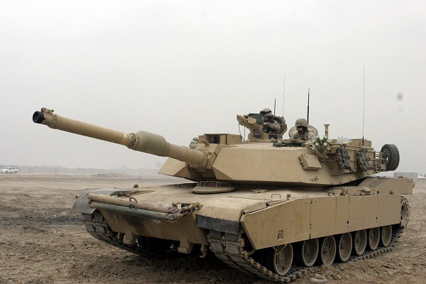 Morocco to Receive New Shipment of American Abrams Tanks
