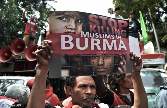 Myanmar Buddhists Not So Peaceful: Ethnic Cleansing of Rohingya Muslims