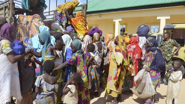 Nigerian army frees 178 Boko Haram hostages