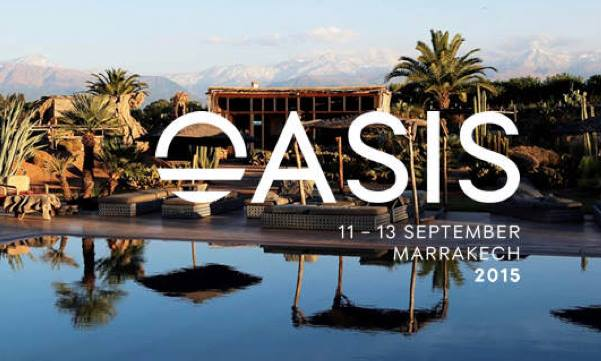 Oasis Festival 2015 to Take Place in the Red City of Morocco