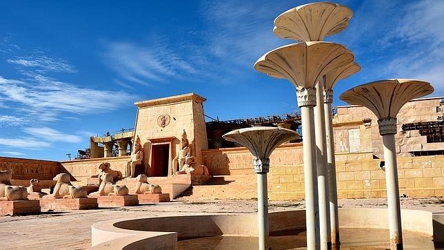 Oscar Studio, Ouarzazate