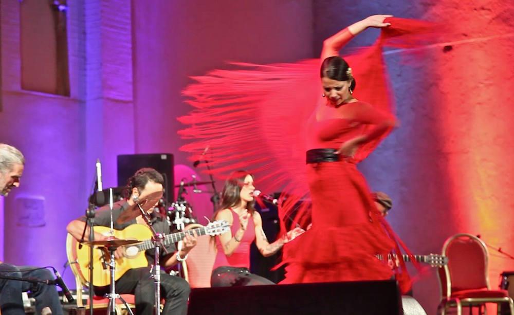 Photo credit- Chaymaa Rhou/ MWN. Flamingo Music in Fez