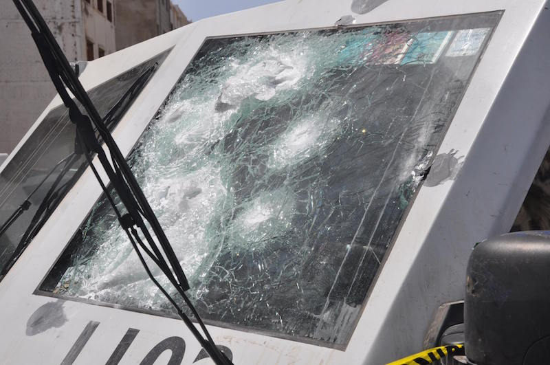 Tangier: Armed Robbers Attack Money Truck in Failed Robbery