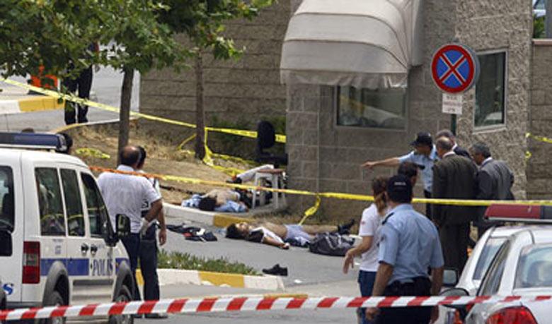US-Consulate attack in Turkey