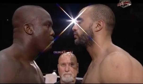 Video: Badr Hari vs. Ismael Londt, Full fight