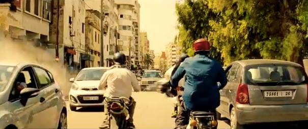 Video: Behind the Scenes of Mission Impossible in Morocco