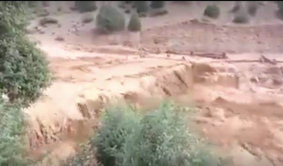 Video: Deadly Floods in Azilal, Morocco
