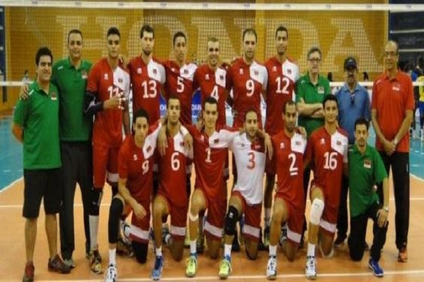 Volleyball: Morocco Beats Algeria in the Men's African Championship