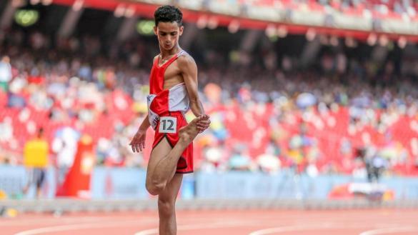 Yemeni Athlete
