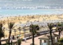 Overnight Tourist Stays in Agadir Record Decline