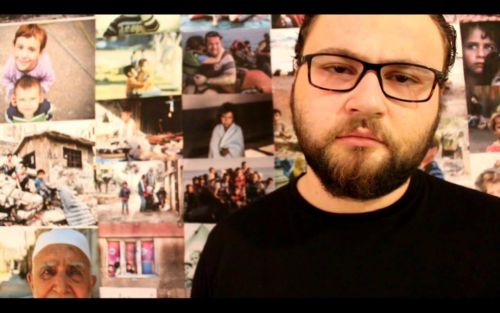Interview: Syrian Rap Artists Describe Syrian Toddler's Life