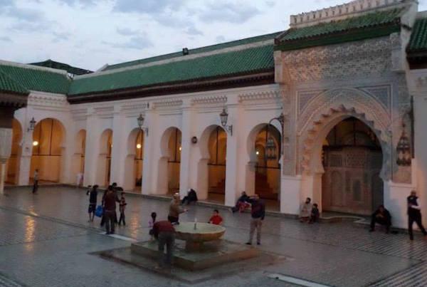 Al-Qarawiyyin Mosque and University