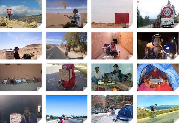 Amine Nahal: Moroccan Hitchhiker Dreams of Backpacking in A Borderless World