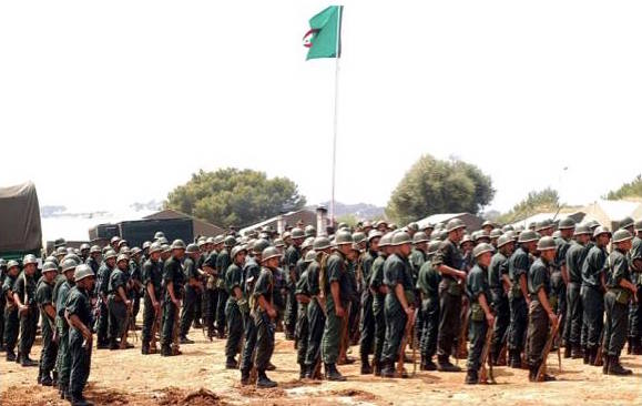 Can the Algerian army resist the shock of a popular upheaval?