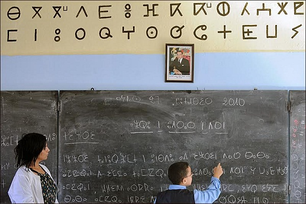 600,000 Primary Students Study Tamazight in 2018-2019 Academic Year