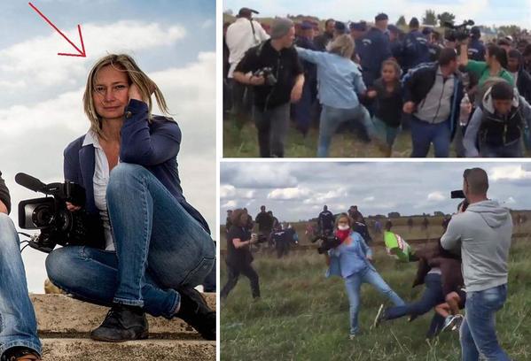 Hungarian Camerawoman