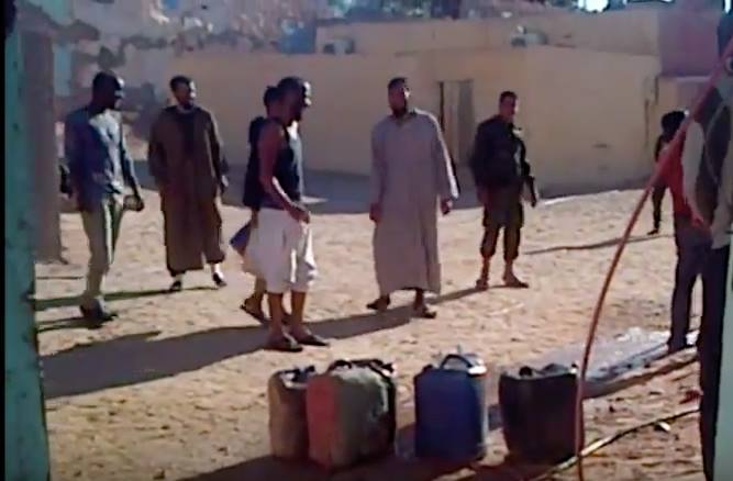 Leaked Video Shows Inhumane Conditions in Polisario Prisons