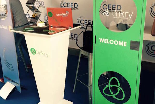 Linkry App Supports CEED Morocco