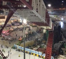 Mecca: 40 Accused of Negligence in Grand Mosque's Crane Collapse