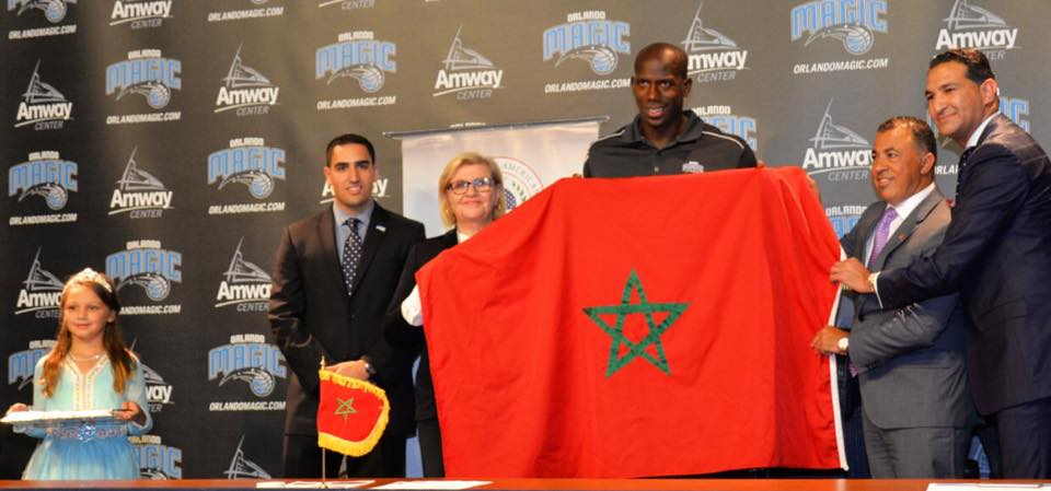 Moroccan Flag to Be Raised at Orlando Magic's NBA Game on ...