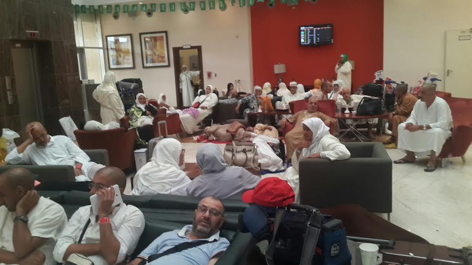 Moroccan pilgrims left stranded at Jeddah international airport