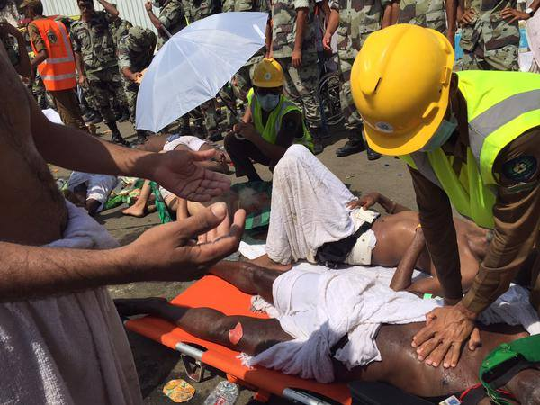 Over 300 Pilgrims Killed in Stampede in Mina Near Mecca