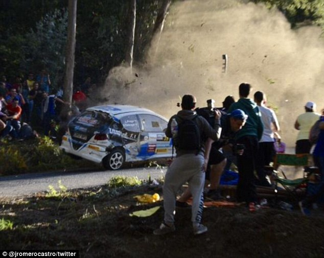 Spanish Rally Race