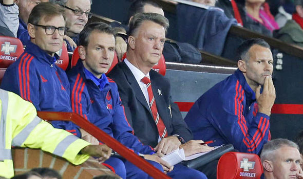 Van Gaal Worried About Manchester United's Injury Crisis