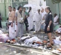 Video: Mecca Stampede Kills 717 People, Leaves 863 injured