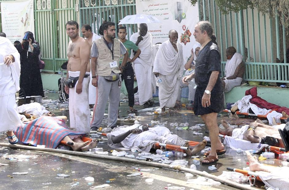 717 people killed, 863 injured in Hajj crush