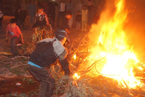 Sha'ala: Ashura Bonfire
