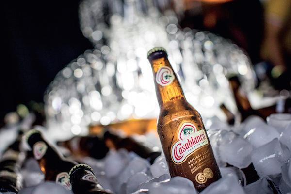 Beer Festival in Casablanca