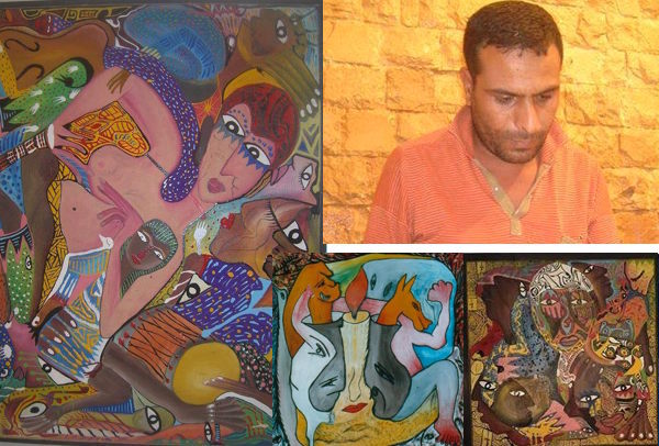 Artist Mustapha Ben Malek To Unveil his Debut exhibition in Tangier